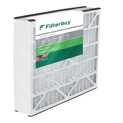 16 by 25 by 5 replacement air filters by Filterbuy