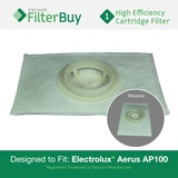 Electrolux Aerus AP100 Canister Filter, Part # LE-2100