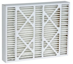 BDP 16X25X3 MERV 11 Replacement Filter