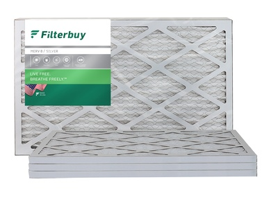 14x25x1 MERV 8 Pleated Air Filter