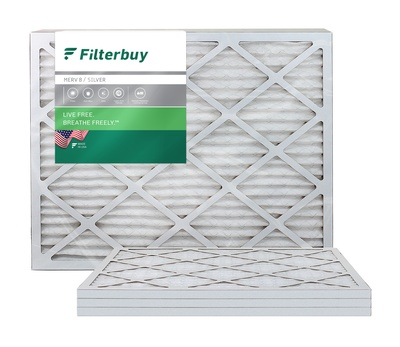 30x30x1 MERV 8 Pleated Air Filter