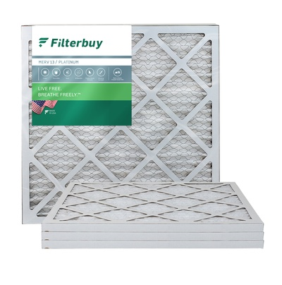 22x22x1 MERV 13 Pleated Air Filter