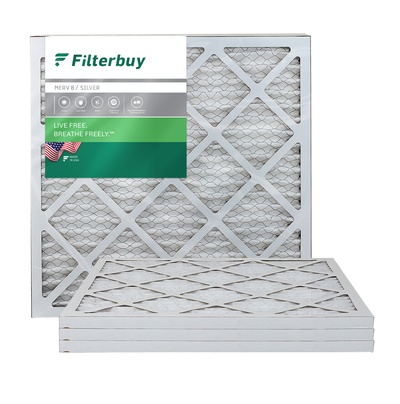 22x22x1 MERV 8 Pleated Air Filter