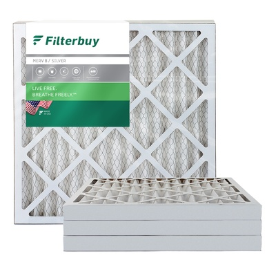25x25x2 MERV 8 Pleated Filter