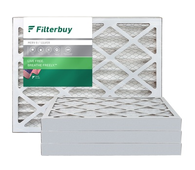 14x28x2 MERV 8 Pleated Air Filter
