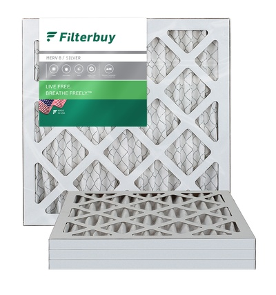 17x17x1 MERV 11 Pleated Air Filter