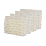 4 Emerson & Sears Kenmore Humidifier Wick Filters. Replaces Emerson Part # HDC-12 & Sears Kenmore Part # 14911