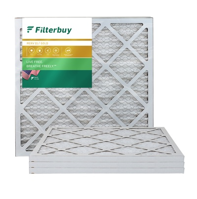 19x21x1 MERV 11 Pleated Air Filter