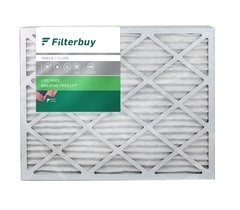 21.5x23.5x1 Bryant / Carrier MERV 8 Fan Coil Filter