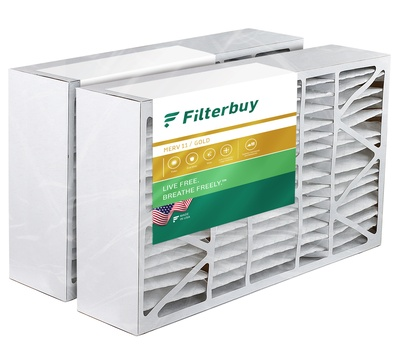 16X28X6 Aprilaire 2400 / 401 MERV 11 Aftermarket Replacement Filter