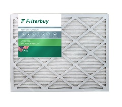 21.5x23.5x1  MERV 13 Bryant / Carrier Fan Coil Filter