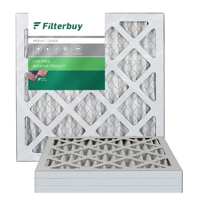 15x15x1 MERV 8 Pleated Air Filter