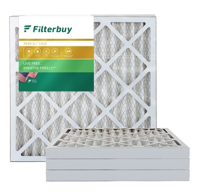20x21x2 MERV 11 Pleated Air Filter