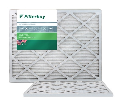 American Standard 21x27x1 MERV 13 Aftermarket Replacement Filter