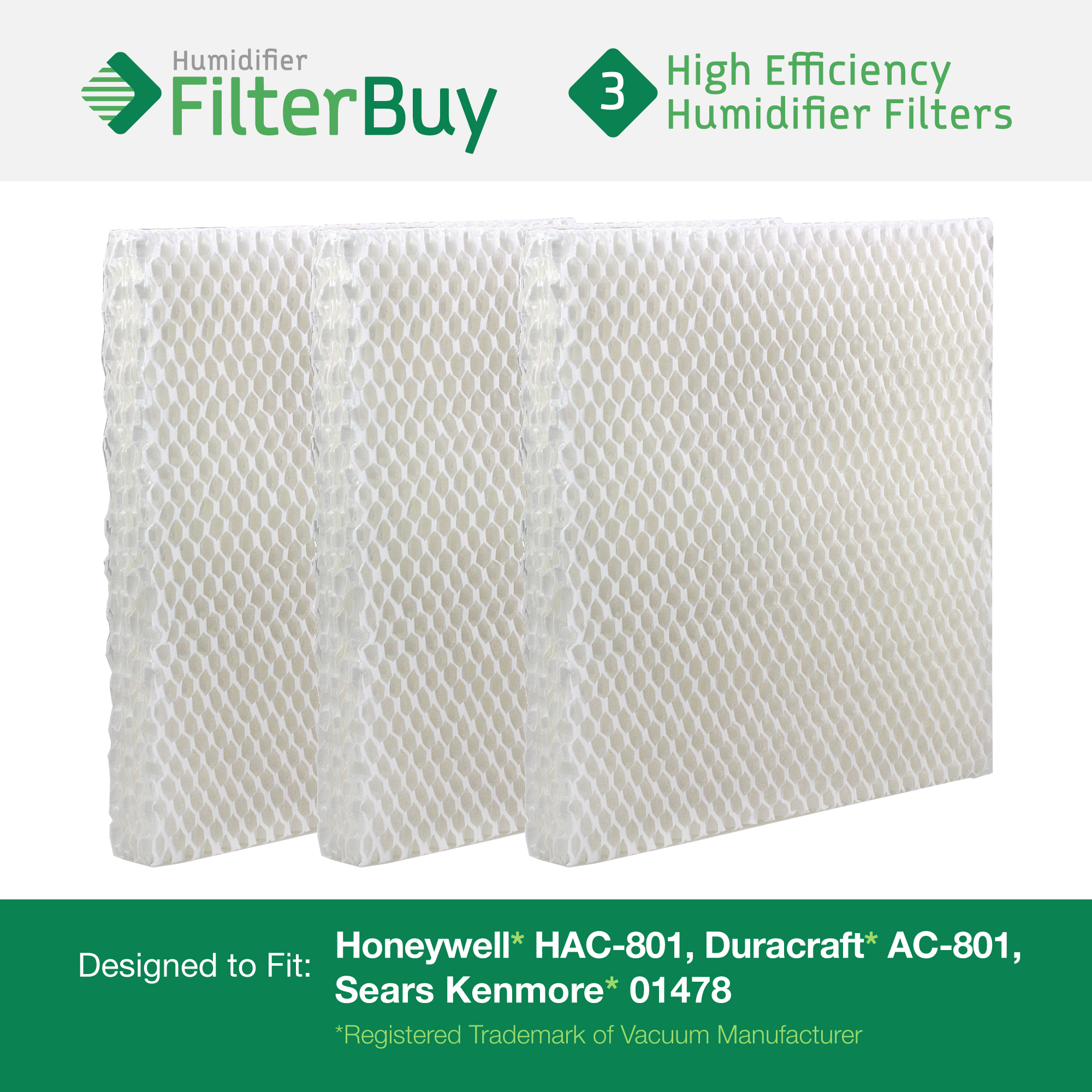 kenmore humidifier filters. hac 801 honeywell duracraft ac sears kenmore 01478 humidifier #088150 filters