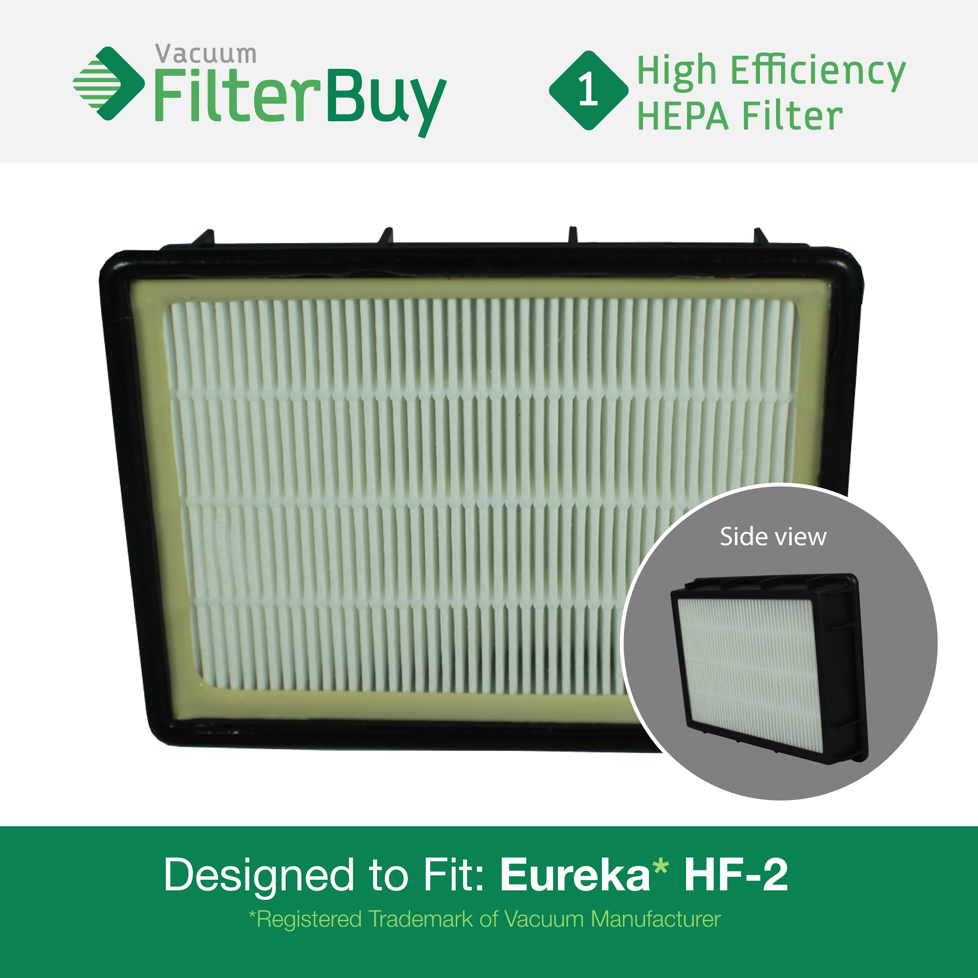 Eureka Hf 2 Hepa Filter Part S 61111 61111a 61111b